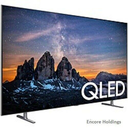 Samsung Qn55q80raf 55 Smart Led Tv In 2020 Samsung Smart Tv Led Tv