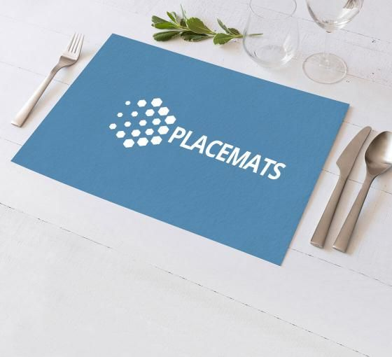 Bannerbuzz Placemats Personalised Placemats Custom Placemats Custom Paper