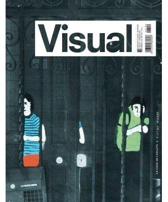 VISUAL. Magazine de diseño, creatividad gráfica y comunicación. Bimestral.