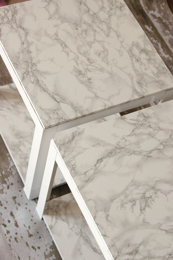 Faux Marble Tables Windgate Lane Marble Table Target Table