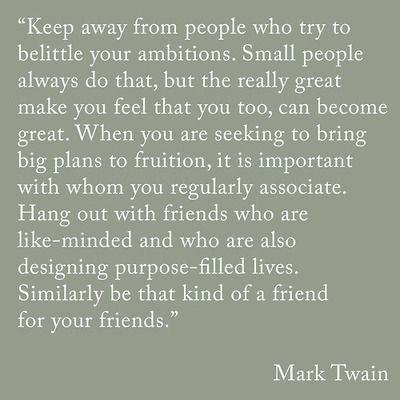 #MarkTwain #quote