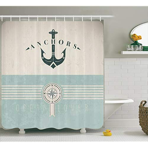 Nautical Bath Decoration Savillefurniture Nautical Bathrooms Nautical Theme Bathroom Nautical Shower Curtains