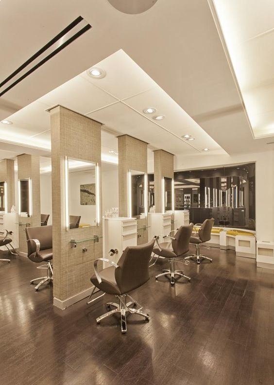 Salons salon and spa and spas on pinterest for Adam broderick salon