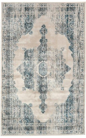 Beaumont medallion rug