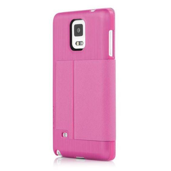 Incipio Samsung Galaxy Note 4 Highland Case - Pink / Pink