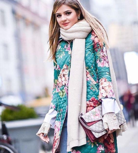Thassia Naves veste Gucci