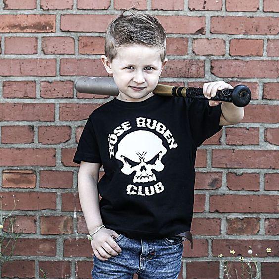Böse Buben Club - Kids Wir mögen niemanden