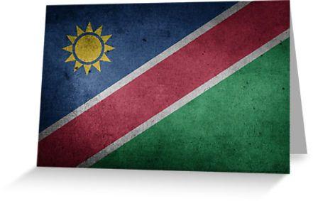 NAMIBIA (FLAG) by IMPACTEES