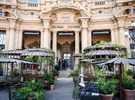 e60288f531879766fac3170e7a3d34b2 Un nuovo Starbucks sta per aprire in Italia: i romani sono pronti per il frappuccino?