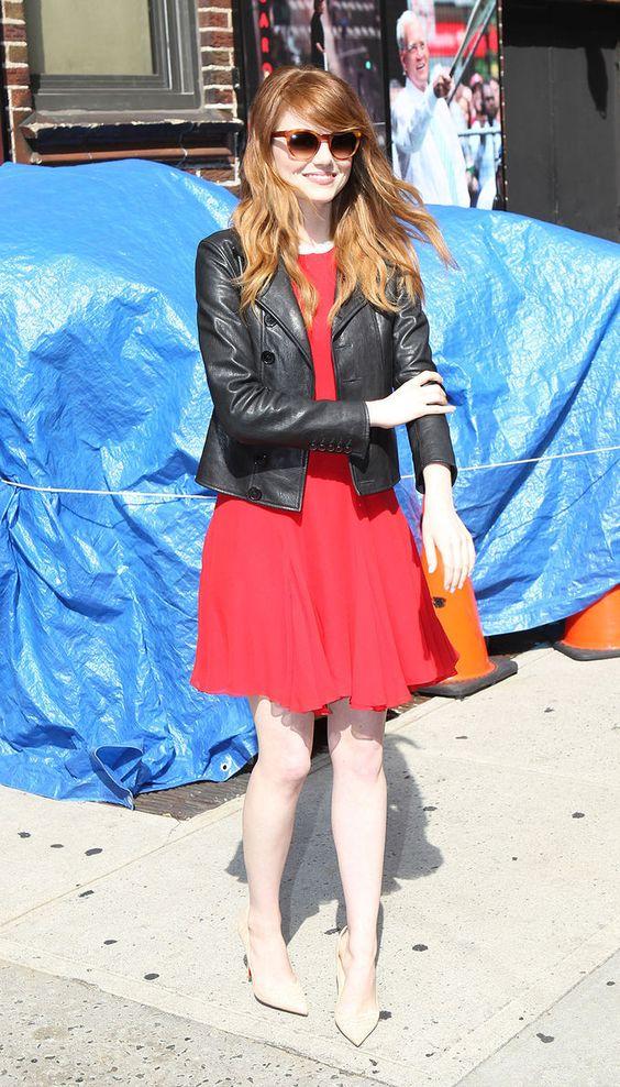 El estilo de…Emma Stone