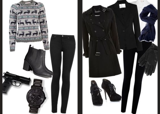 John Watson and Sherlock Holmes inspired outfits. I want to do a female Watson inspired look this year for Halloween