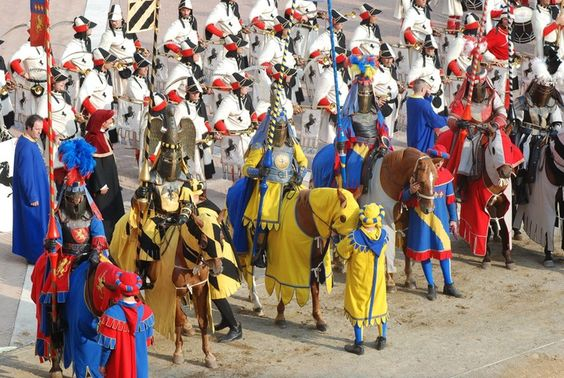 September Events in Tuscany:Traditional Festivals, Medieval Jousts in Tuscany in…