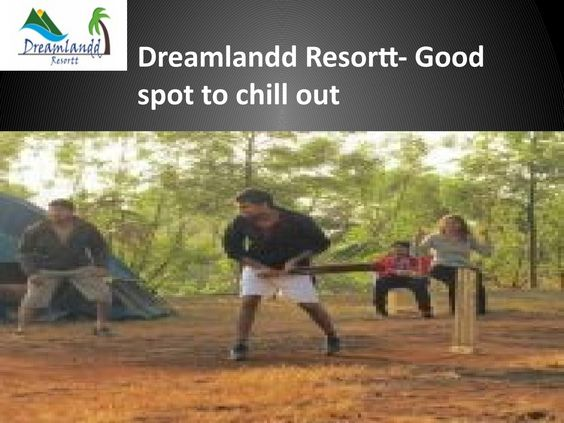 Dreamlandd resortt good spot to chill out  Resorts in Pune for Private Parties is servers you a Delightful veg and non-veg food at the lender of wonderful lake. It is a best place for pleasure in sheds and in the temps of characteristics. It gives opportunity to kids to understand more about the actual.