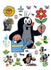 Der Kleine Maulwurf - Gardening - Sticker - online im Shop von 1art1 kaufen