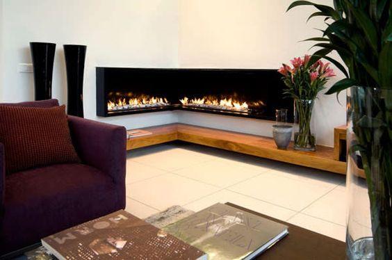 Moss Oaklands Residence In Cape Town In 2020 Freestanding Fireplace Modern Fireplace Faux Fireplace