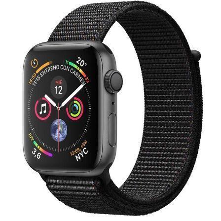 Envio Gratuito Apple Watch Series 4 Gps 44mm Caja Aluminio Gris Espacial Con Correa Deportiva Loop Negra Mu6e2ty Tiendetea Com Venta Online Para El Com Apple Watch Apple Watch Series 3 Reloj Apple