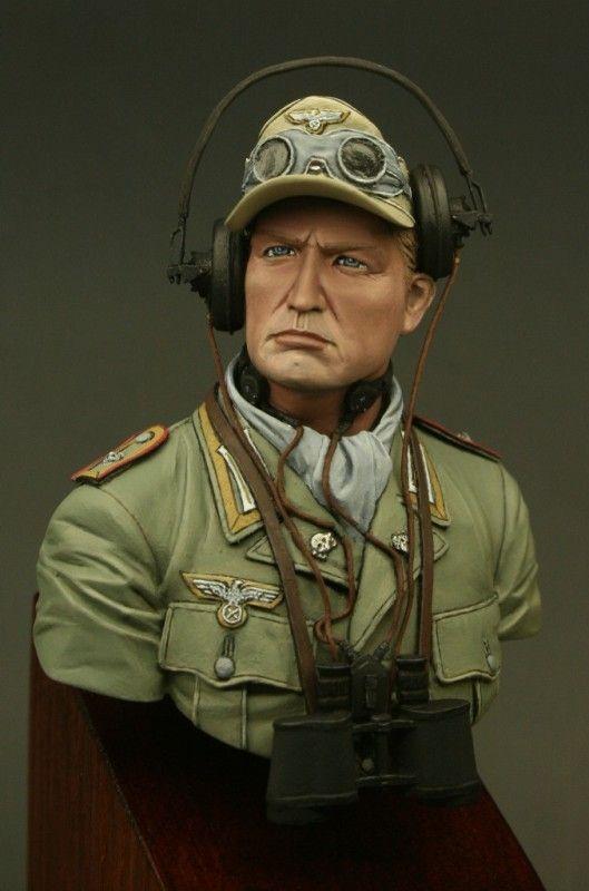 Completed Critique - Dak Feldwebel /young Miniatures
