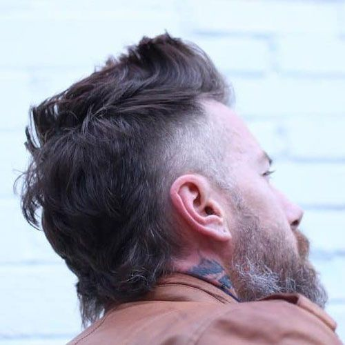 48+ Images of a mullet haircut info
