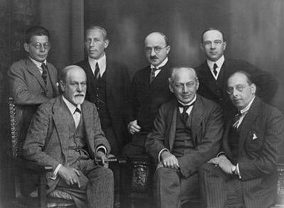 Sigmund Freud 1856-1939 Poster