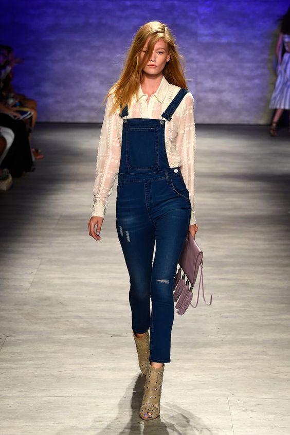 Pin for Later: Les Choses à Retenir de la New York Fashion Week Rebecca Minkoff Printemps 2015