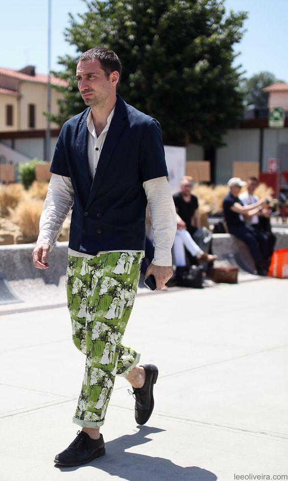 Streetstyle Firenze #fashion #menswear