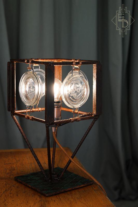 10 lampes originales trouvées sur Pinterest