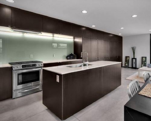 Glasrückwände u2013 Originelle Glasrückwände für die Küche - küche zum verschenken