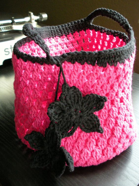Instant Download PDF - Easy Crochet Pattern - Cotton Crochet Tote ...