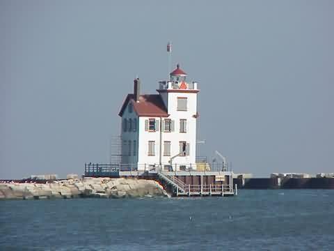 Lorain Lighthouse, Lorain, Ohio