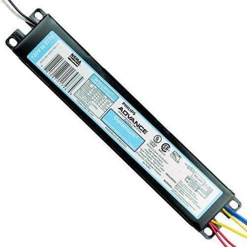 Advance Optanium Stepdim Iop2s2895scsd 2 Lamp Fluorescent Ballast F28t5 120277 Volt Programmed Start 095 Bal With Images Ballast Fluorescent Fluorescent Light Fixture