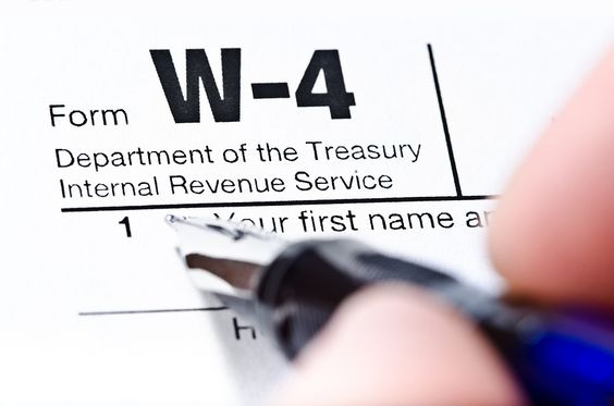 Whether you started a new job or want to adjust your tax withholding, you'll need to fill out a W-4. Find out what this form is and how it impacts you.
