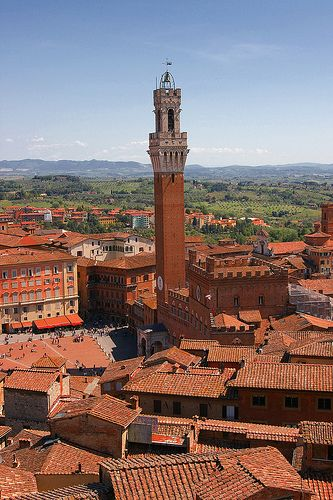 Siena View, Italy