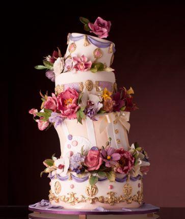 Um bolo torto perfeito!