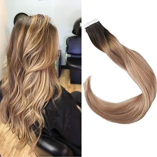 Vorher Nachher Haarverlangerung Galerie In 2020 Top Frisuren Echthaar Extensions Haarverlangerung
