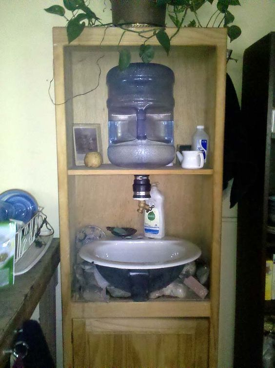 Gravity sink prepared pinterest bottle the o jays and doors