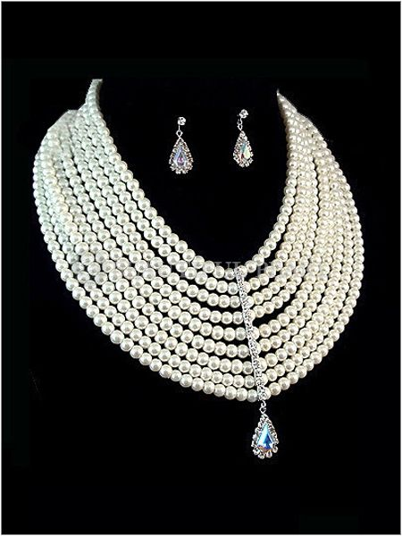 9 strand pearls