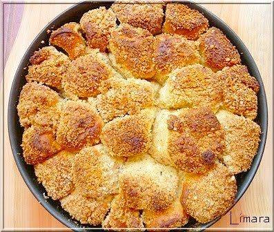 Limara péksége: Aranygaluska | kelt tészták | Pinterest