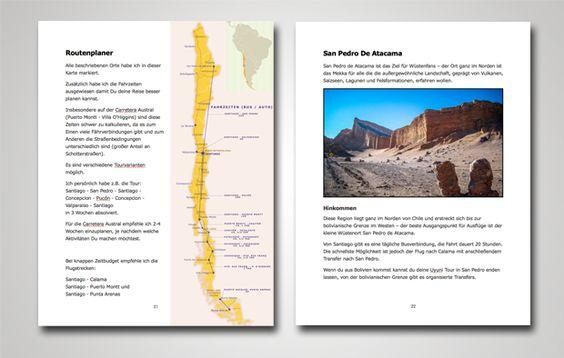 Routenplaner & Anfang Reiseführer San Pedro de Atacama