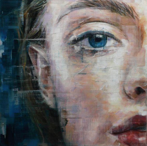 (20-2015)110x110cmoil on canvas