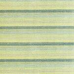 Loft Shades of Green striped wool rug   westoncarpet.com