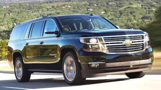 2018 Chevrolet Suburban 2500 Chevrolet Suburban Chevy Suburban