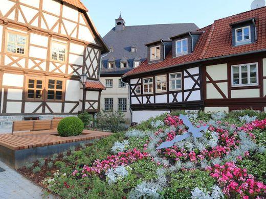 Simple Das Museum Schiefes Haus in Wernigerode