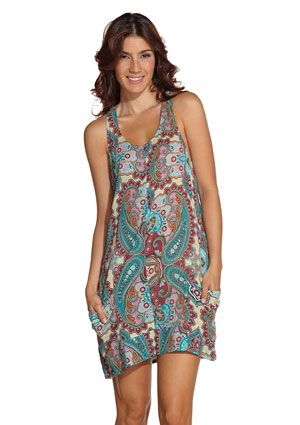 OndaDeMar Arabian Soul Tunic Dress | OndaDeMar Swimwear 2014 | OndaDeMar Bikini// Coachella outfit ideas