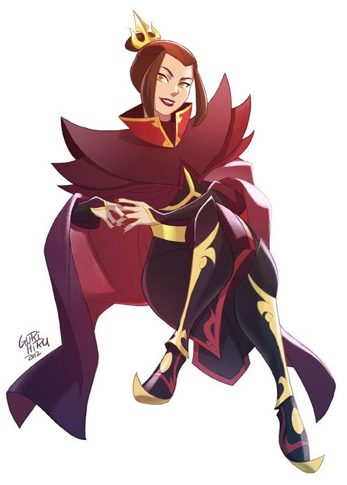 Azula | by Gurihiru | The Last Airbender | Avatar | Avatar ...