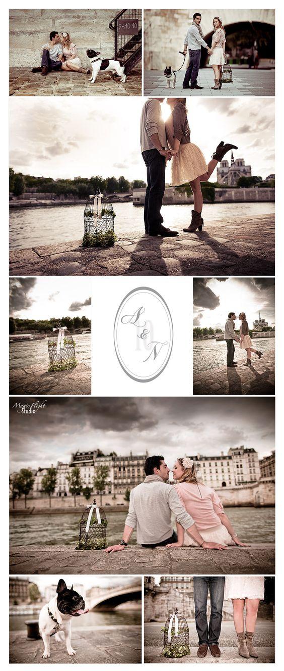logo faire part photo mariage copie Ambre & Nicolas, balade pour un faire part...