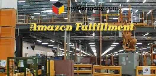 Amazon Fulfillment Amazon Fulfillment Amazon Fulfillment Services
