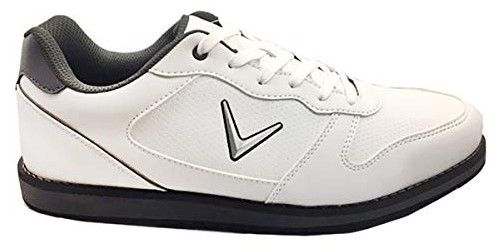 The Spikeless Dura Rubber Outsole On These Mens Seaside Golf Shoes By Callaway Come With Multidirectional Traction Control Lugs