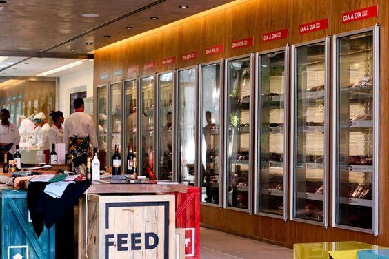 Loja de Carne FEED / FGMF + Projeto de Perto
