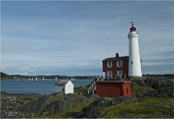 Fisgard Lighthouse by ethelsnakes on 500px