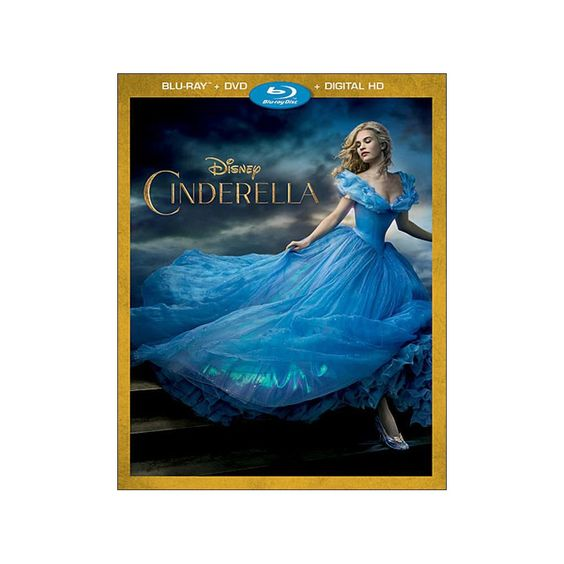 Cinderella [Includes Digital Copy] [Blu-ray/DVD]